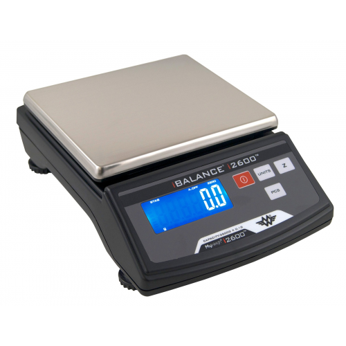 My Weigh iBalance 2600