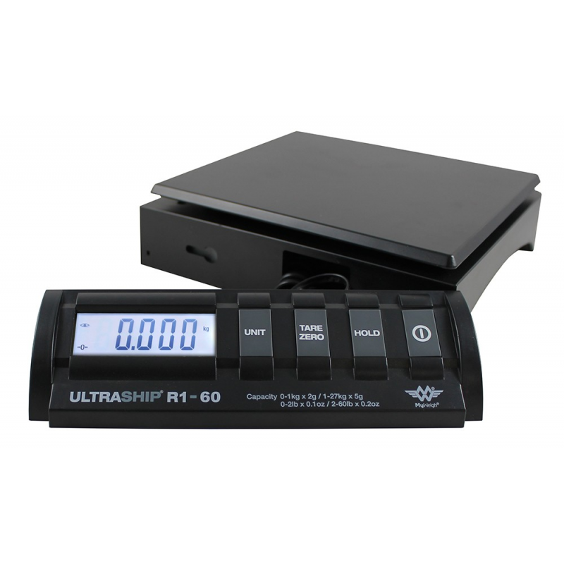 My Weigh UltraShip R1-60 Postal Scale