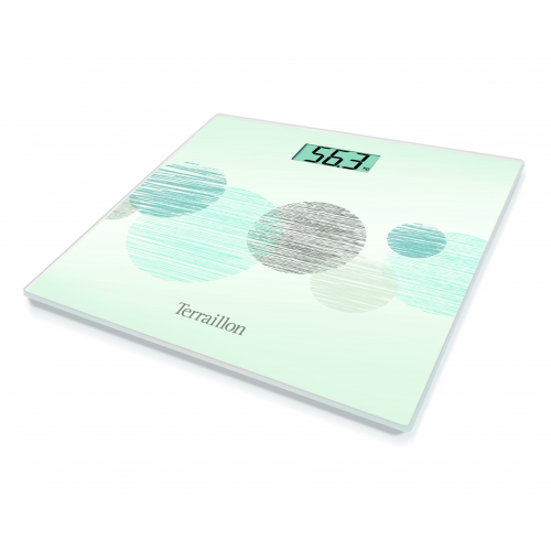 Terraillon TX6000 Bathroom Scale - Circles