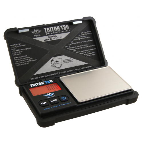 My Weigh Triton T3R Rechargeable Pocket Scale