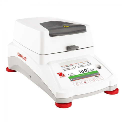 OHaus MB120 Fast Drying Halogen Moisture Analyser