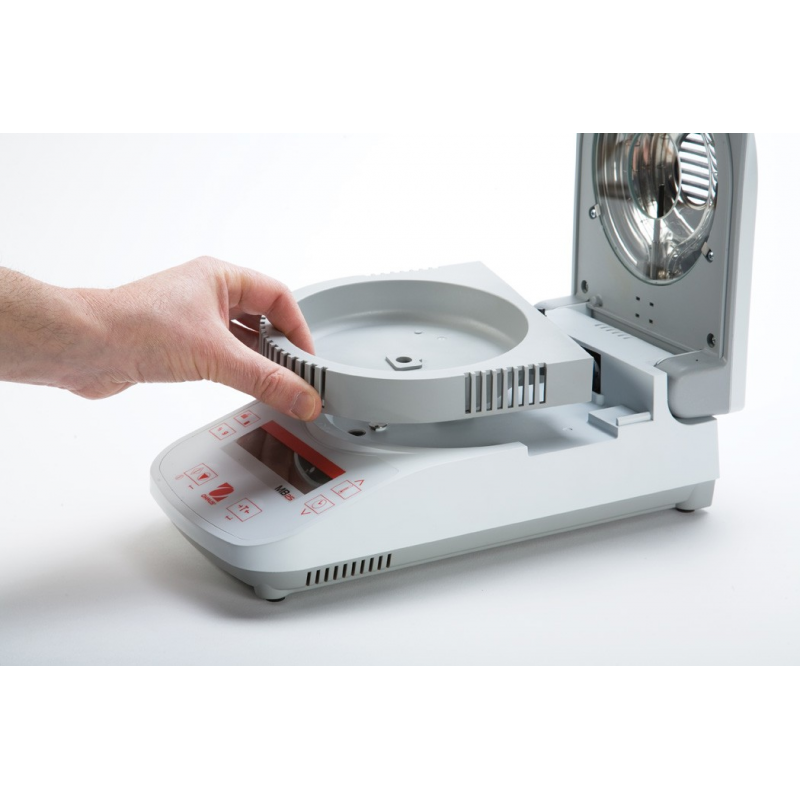 OHaus MB23 Compact Quick Drying Infrared Moisture Analyser Scale