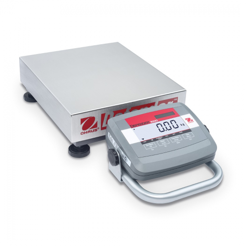 OHaus Defender 3000 Low Profile Modular Scale