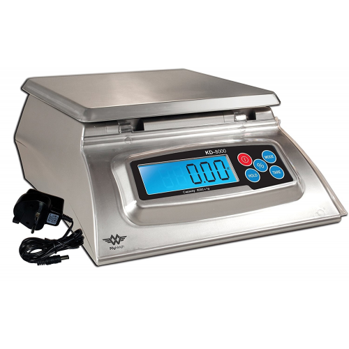 My Weigh KD8000 Bakery Scale with BPF