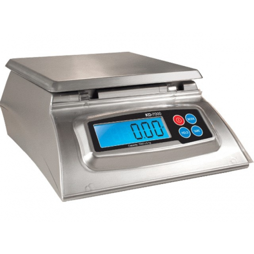 My Weigh KD7000 Professional Scale with Stainless Steel Platform