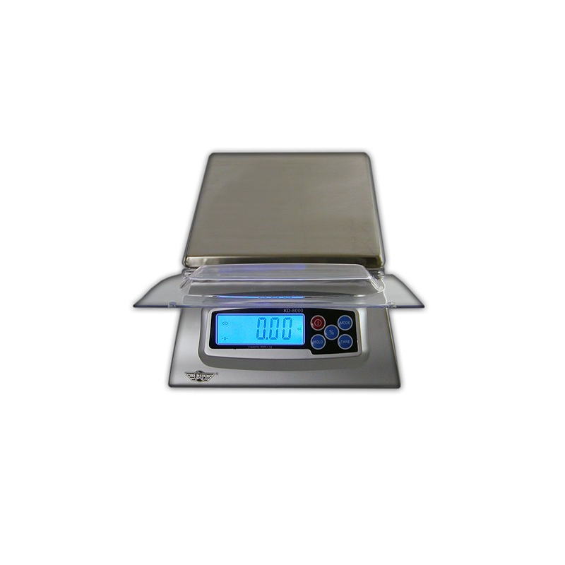 My Weigh KD8000 Bakers Percentage Scale
