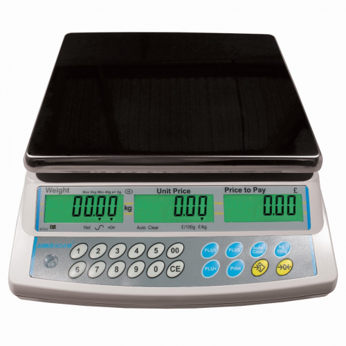 Adam AZ Extra Price Computing Scales