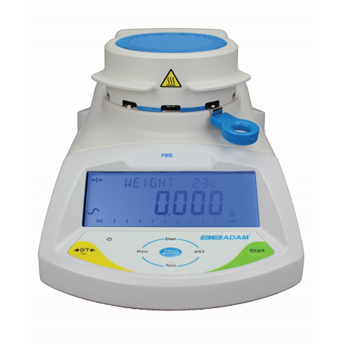 Adam PMB 400W Halogen Moisture Analysers Digital Scale