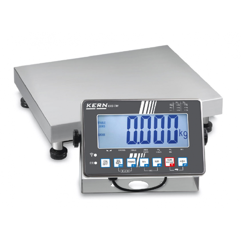 Kern SXS Stainless Steel Animal Platform Scale