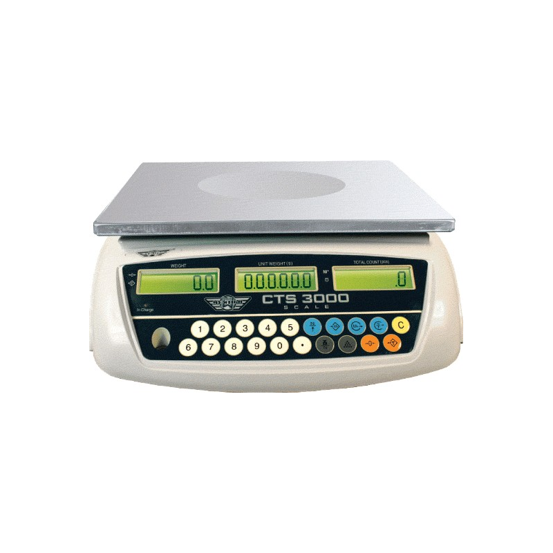 My Weigh CTS 3000 Precision Counting Scales