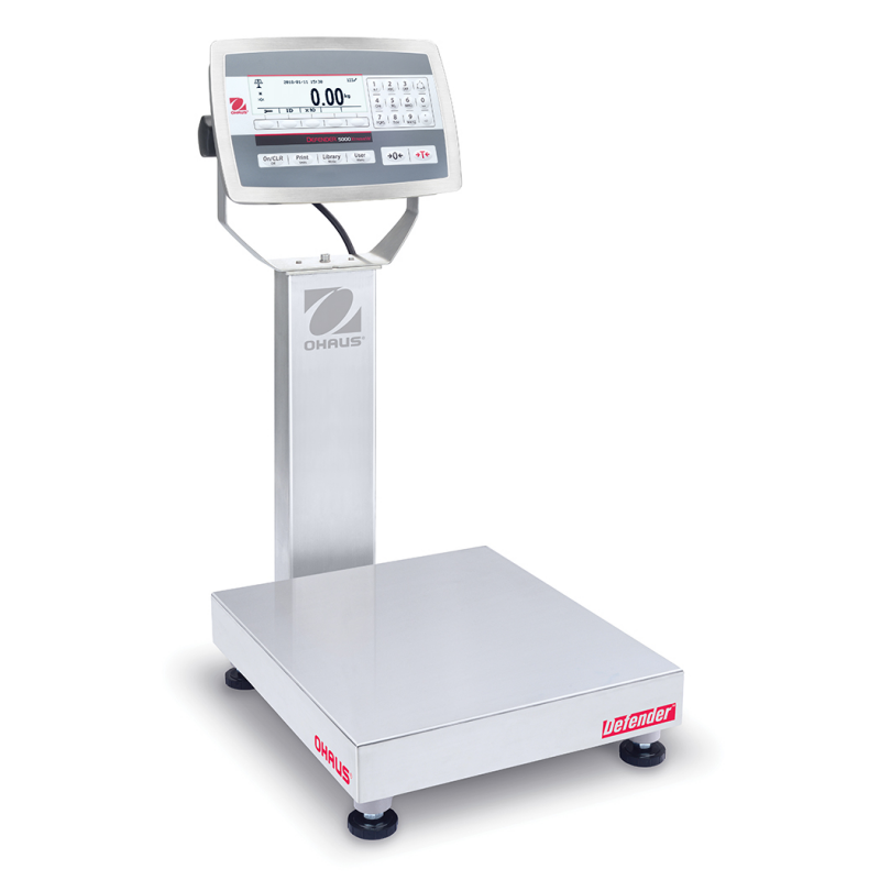 Defender 5000 Washdown Stainless Steel Bench Scales