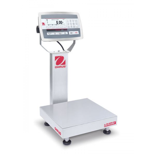 OHaus Defender 5000 Hybrid Series Trade Approved Bench Scales