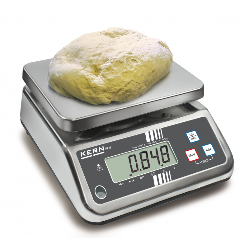 Kern FFN Trade Approved Bench Scale