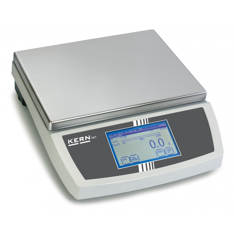 Kern FKT Trade-Approved Bench Scale