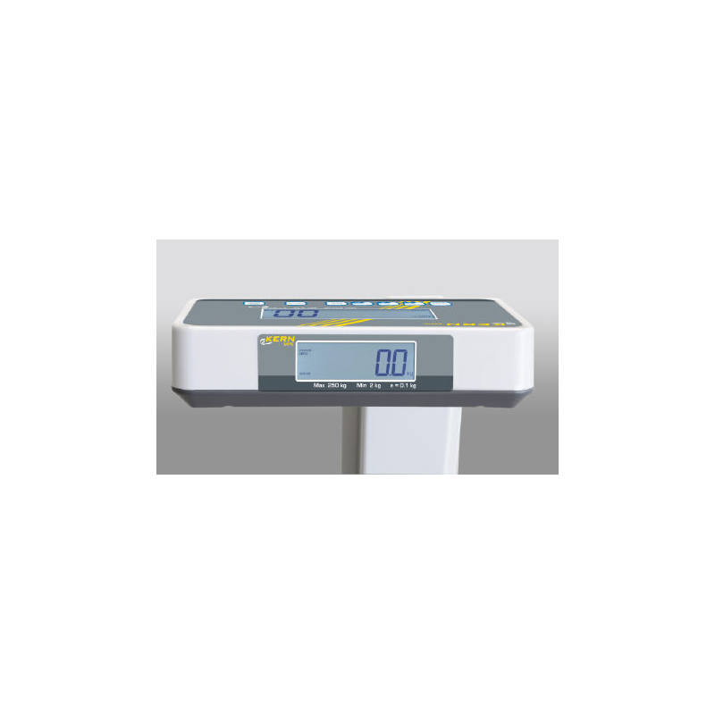 Kern MPE Personal Floor Scale with EC Type Approval
