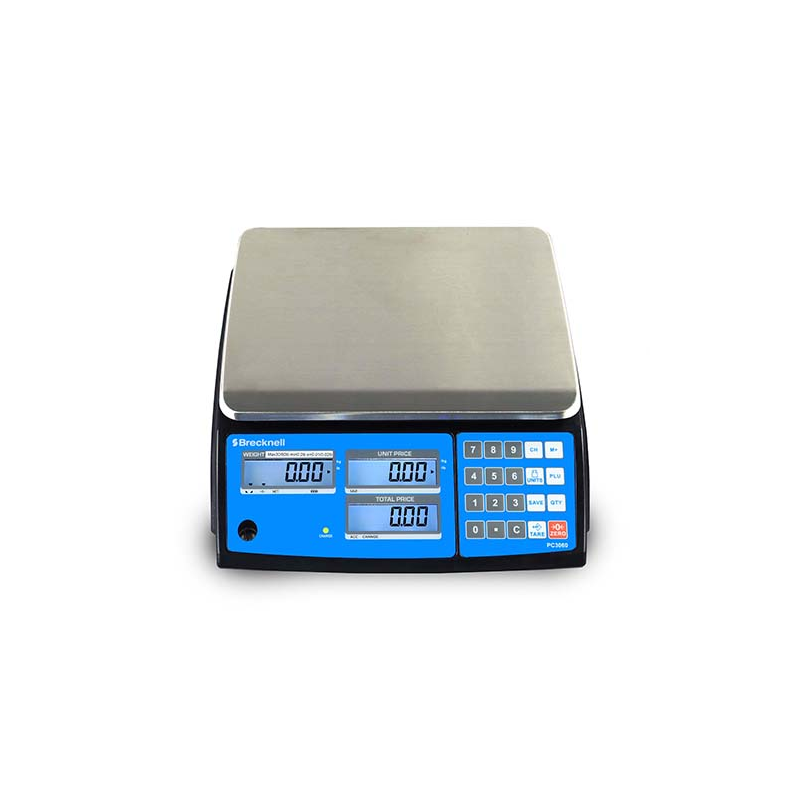 Brecknell PC3060 Price Computing Scale