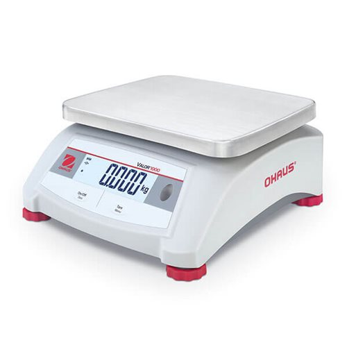 OHaus Valor 1000 - V12P Compact Bench Scales