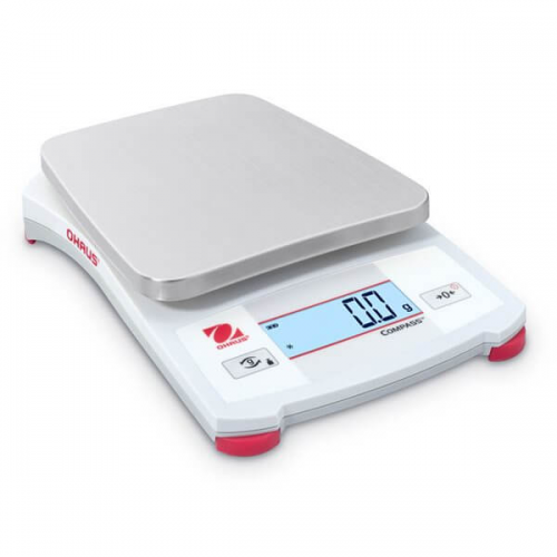 OHaus Compass CX Series Backlit Portable Balances
