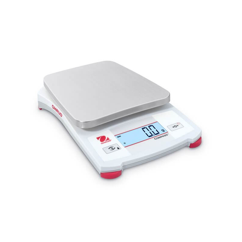 OHaus Compass CX Series with Backlit LCD Portable Balances