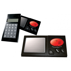 My Weigh Sidewinder Pocket Scale with Calculator