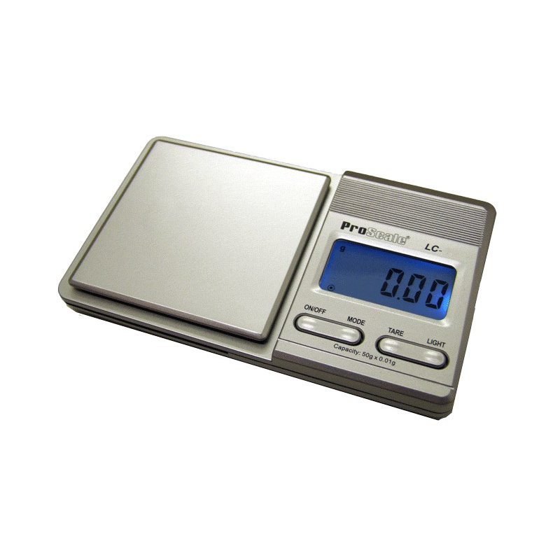 ProScale LC-300 300g x 0.1g Backlit Pocket Scale