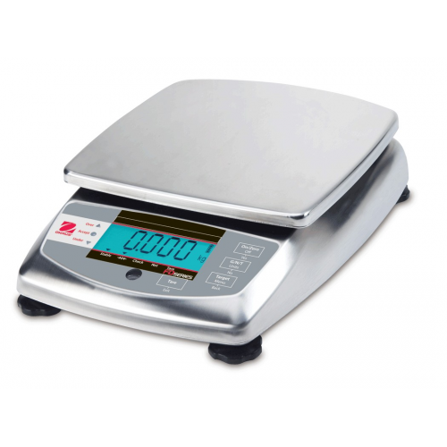 Ohaus EC Approved FD Series Stainless Steel Scales