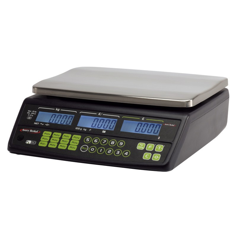 Avery Berkel FX 50 Retail Price Computing Scale
