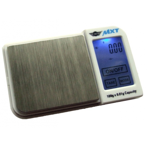 My Weigh MXT 100g x 0.01g Touch Screen Pocket Scale