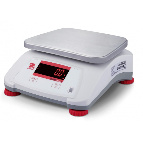 OHaus Valor 2000 Version 2 ABS Compact IP68 Catering Scales