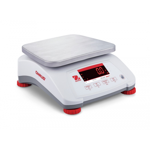 OHaus Valor 4000 Trade Approved Compact Bench Scale with ABS Housing