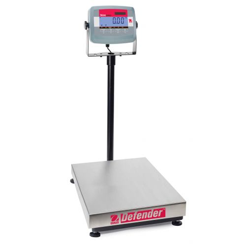 OHaus Defender 3000 Standard Series Bench Scale
