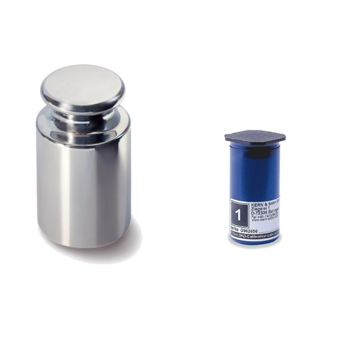 Kern OIML F1 Stainless Steel Calibration Weight with Optional Certificate