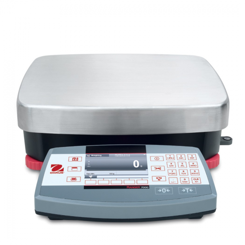 OHaus Ranger 7000 Trade Approved Compact Bench Scale
