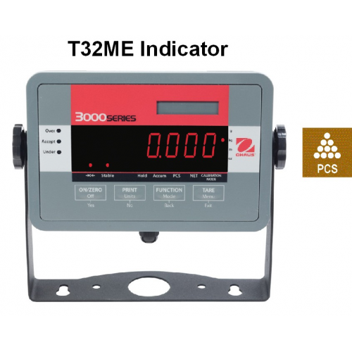 Ohaus T32M Metal Industrial Indicator
