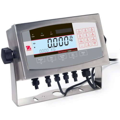Ohaus T71XW Multifunctional Washdown Industrial Indicator