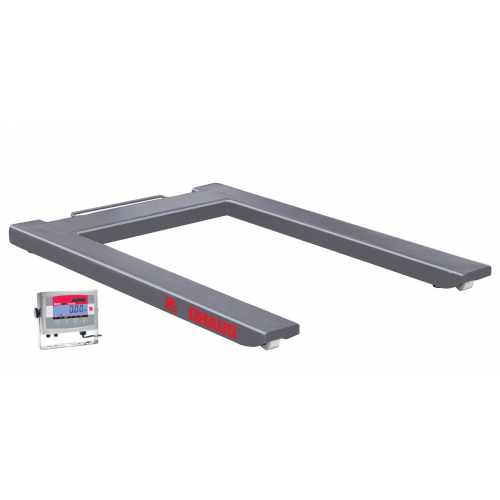 OHaus VE Series Stainless Steel Pallet Scales
