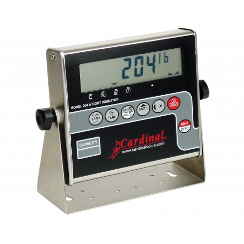 Cardinal 204-V Weight Indicator