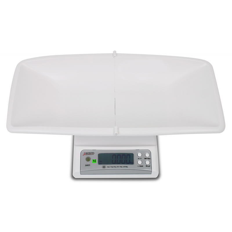 Detecto 8463 Class III Approved Baby Scale