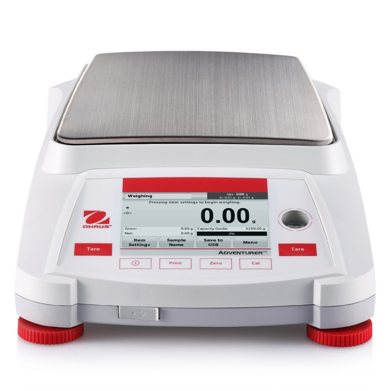 OHaus Adventurer II Trade Approved Precision Balance